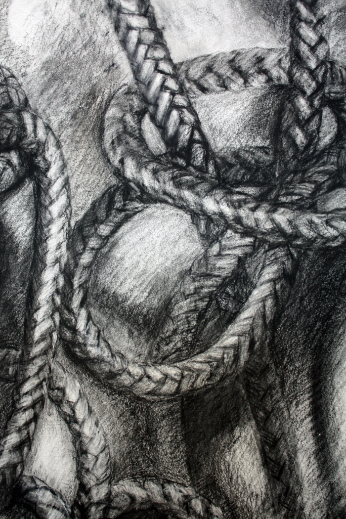 Shoup Rope Tangle Detail